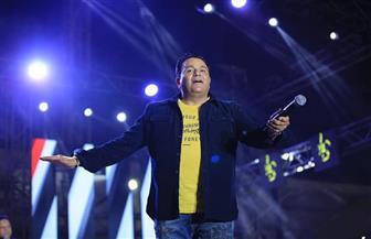 محمد فؤاد يتألق في حفل شم النسيم وسط جمهوره  صور