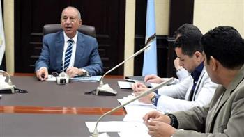 """محافظ البحر الأحمر يعقد اجتماعا مع أعضاء """"الإقليمية لتنشيط السياحة"""""""