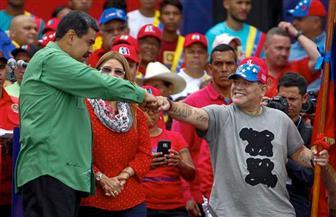 مارادونا يواجه شبح العقوبات في المكسيك بسبب علاقته بفنزويلا
