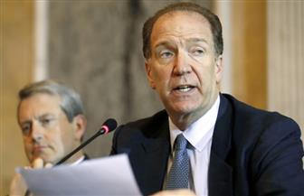 رئيس البنك الدولي من أسوان: مصر تشيد  أكبر محطة للطاقة الشمسية في العالم