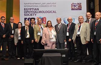 الجمعية الرمدية تنظم مؤتمرها العلمي الدولي بحضور 3 آلاف طبيب | صور