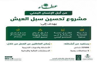 مشروع تحسين سبل العيش باليمن يواصل تنفيذ برامجه لخلق بيئة اقتصادية محفزة وخلاقة