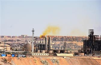 رصد انبعاث أدخنة من مصنع كيما.. ومحافظ أسوان يقرر إيفاد لجنة من البيئة للمعاينة| صور