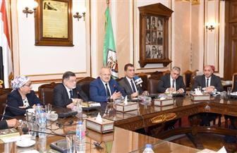 رئيس جامعة القاهرة: مبدأ الغاية تبرر الوسيلة سمة مشتركة بين الجماعات المتطرفة |صور