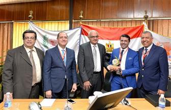 انطلاق مؤتمر جراحات المياة البيضاء المتطورة بجامعة المنصورة