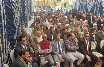 """""""مستقبل وطن"""" ينظم مؤتمرا جماهيريا حول التعديلات الدستورية في أسيوط بحضور نواب الحزب"""