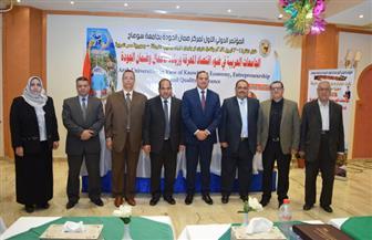 13 توصية لمؤتمر جامعة سوهاج لضمان الجودة بمدينة الغردقة | صور