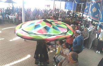 فرقة الغربية للفنون الشعبية تتألق في احتفالات أعياد الربيع