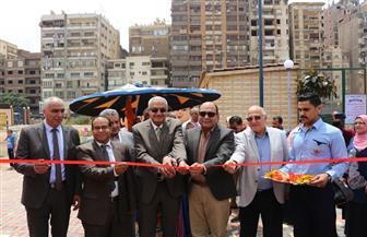 افتتاح المرحلة الأولى من تطوير نادي النيل بجامعة المنصورة