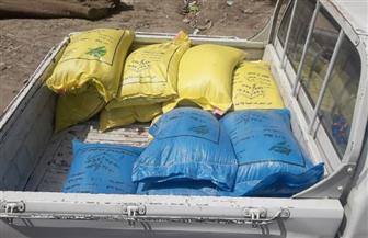 """""""مدينة مرسى مطروح"""": وصول تقاوي القمح والشعير بالجمعية الزراعية بدعم 50 % للشيكارة"""