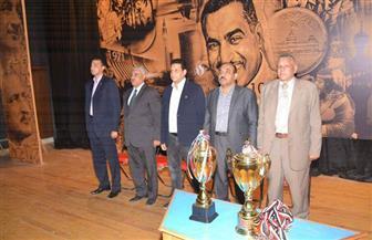 الاحتفال بأعياد الربيع في قصر ثقافة الزعيم جمال عبدالناصر بأسيوط| صور
