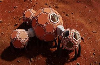 ناسا تكشف عن 3 تصاميم لمنازل على المريخ| فيديو