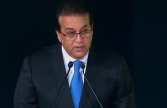وزير التعليم العالي يستعرض تقريرا حول فوز منتخبات الجامعات بالبطولة العربية