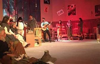 """""""تلك الليلة"""" عرض مسرحي بثقافة بورسعيد   صور"""