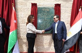 طارق الملا يلتقي بوزيرة الطاقة الأردنية لبحث التعاون المشترك