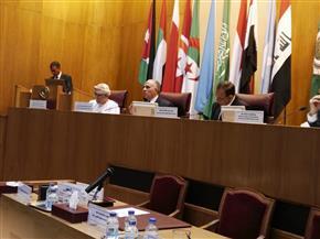 وزراء المياه والزراعة العرب يبحثون تطوير سياسات مواجهة تحديات الأمن المائي والغذائي حاليا ومستقبلا   صور
