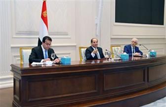 الرئيس السيسي يشدد على ضرورة الارتقاء بدور الجامعات ومنهجية البحث العلمي للمساهمة في تغيير واقع الثقافة