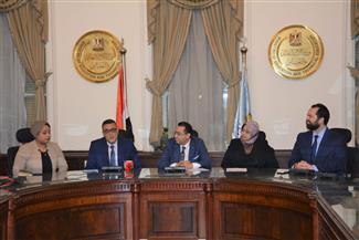 """""""مصر للإدارة التعليمية"""" توقع بروتوكولا مع مجموعة ألفا بالمملكة المتحدة لتدريب معلمي مدارس النيل"""