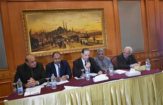 محافظ أسوان يفتتح المؤتمر القطاعي الثاني للمرصد الإقليمي لسوق العمل