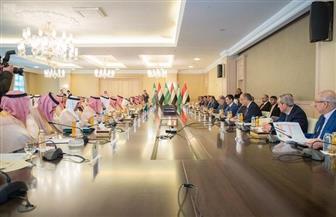 اختتام أعمال الدورة الثانية لاجتماع مجلس التنسيق السعودي العراقي