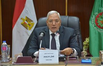 محافظ الدقهلية يستعرض عمل لجنة استرداد أراضي الدولة