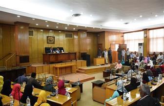 محافظة أسوان تنظم ندوة توعية بتنفيذ قرار رئيس الجمهورية حول  متعاطي المخدرات| صور