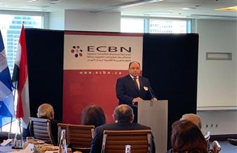 سفير مصر في كندا يفتتح الجناح المصري بمعرض CPMA للحاصلات الزراعية بمونتريال| صور