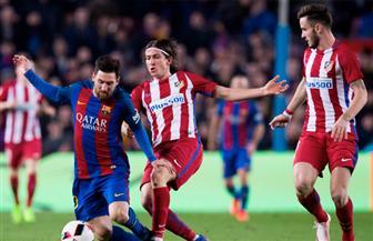 برشلونة وأتليتكو مدريد.. قمة تبحث عن فائز