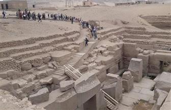 وزارة الآثار: تطوير منطقة أبيدوس الأثرية بسوهاج بتكلفة 42 مليون جنيه | صور