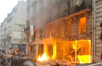 إصابة 16 شخصا في انفجار دمر طابقا بأكمله في مبنى بمدريد
