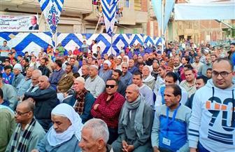 """""""مستقبل وطن"""" ينظم مؤتمرات جماهيرية للتوعية بالتعديلات الدستورية بالشرقية"""