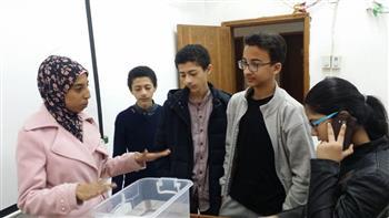 ختامفاعلياتالمرحلة الرابعة ببرنامج جامعة الطفل بالقناة