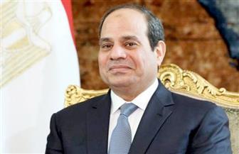 """الرئيس السيسي يجتمع مع رئيس الوزراء ورئيس جهاز """"المشروعات الصغيرة"""""""