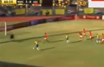 صن داونز يحرز الهدف الرابع في مرمى الأهلي بدوري أبطال إفريقيا
