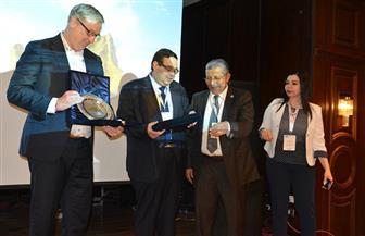 مصر تستعرض خريطة مشروعاتها الاستثمارية في مؤتمر دولي للمحاسبة بشرم الشيخ | صور