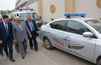 سيارات الضبطية القضائية تصل المنصورة.. ورئيس جهاز حماية المستهلك: لا تشتروا بدون فاتورة