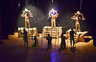"""انطلاق المهرجان الرابع للعروض المسرحية """"تياترو جامعة سوهاج""""  صور"""