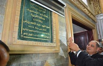 محافظ الغربية يفتتح مسجدين في طنطا بعد تطويرهما بتكلفة 14 مليون جنيه  صور