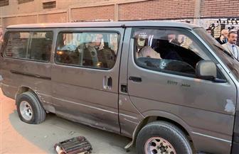 استشهاد معاون مباحث قسم النزهة فى حادث إطلاق نار   صور