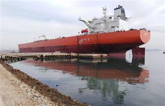طرح خدمة تموين السفن بميناء الزيتيات بالسويس