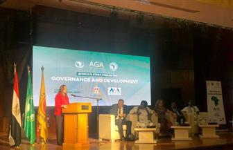 وزارة التخطيط تطلق المنتدى الأول للحوكمة والتنمية في إفريقيا | صور