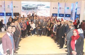 مشاركة قوية لجامعة القاهرة بالمنتدى العالمي للتعليم العالي والبحث العلمي | صور