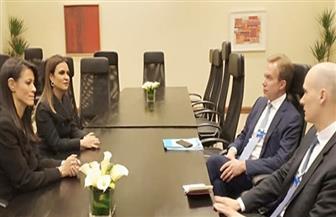 وزيرتا السياحة والاستثمار تستعرضان الإصلاحات التي تقوم بها الحكومة المصرية
