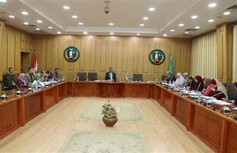 سكرتير عام المنوفية يترأس اجتماع لجنة صندوق الإسكان الاقتصادي | صور