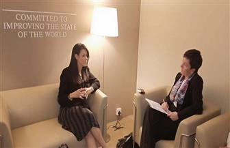 المشاط تبحث مع الرئيس التنفيذي لمؤسسة التمويل الدولية سبل التعاون المشترك | صور