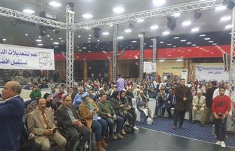 """""""مستقبل وطن"""" ينظم مؤتمرا عن التعديلات الدستورية بدكرنس"""