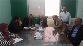 """""""صحة الشرقية"""": وقف مدير مستشفى منيا القمح عن العمل"""