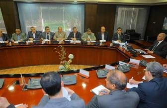 وزير النقل يتابع خطط تطوير وتدعيم ورش السكة الحديد ورفع معدلات التجديد والصيانة | صور