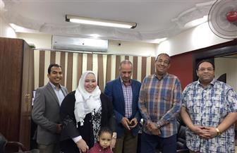 """""""الإسكان"""" تنظم زيارة للدكتورة داليا الشافعي إلى حي الأسمرات   صور"""