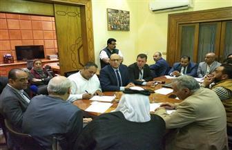 تحالف الأحزاب المصرية يناقش أهمية الاستفتاء على التعديلات الدستورية | صور